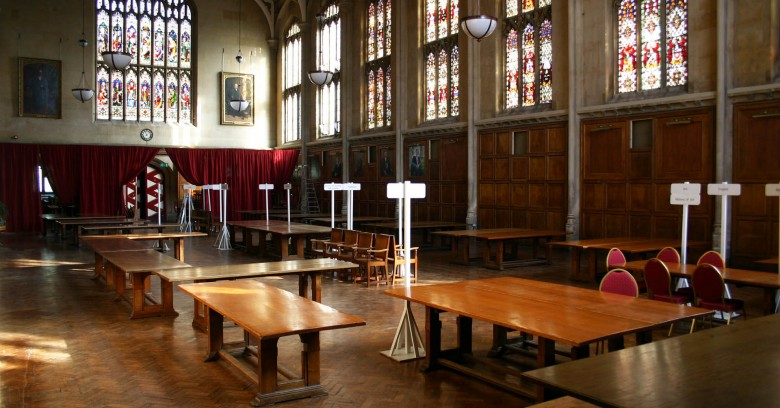 Victorian Hall 3