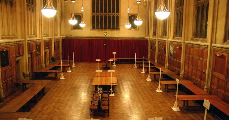 Victorian Hall 2