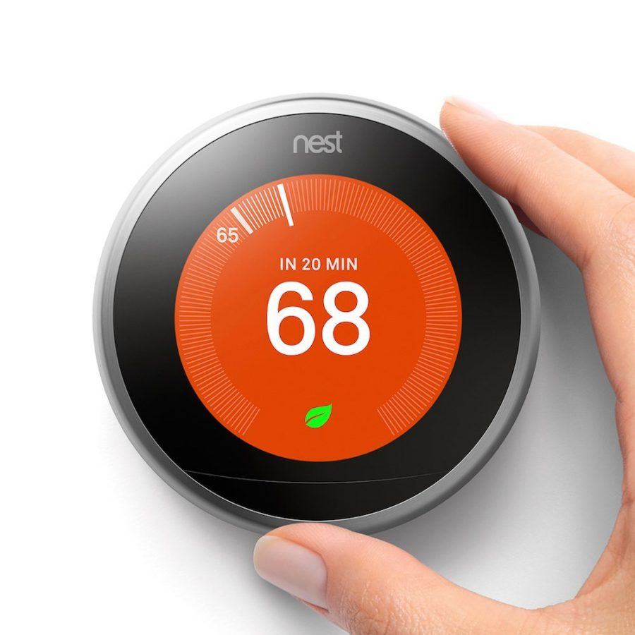 nest thermostat for Smart Homes